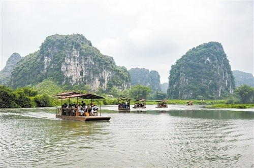 广西南宁上林风景图片