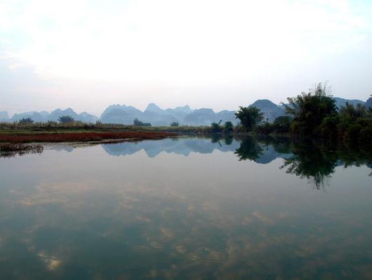鄒圩清水河