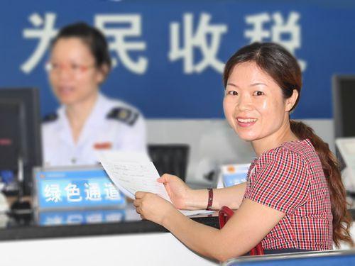 崇左市國稅局邊貿稅收穩步增長