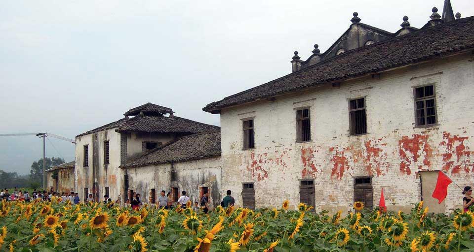 境内有芒砀山,适合建立的芒砀山汉文化旅游区是国家4a什么别墅院子依托树图片