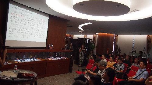 華夏銀行廣西財富中心舉辦南紅瑪瑙品鑒會