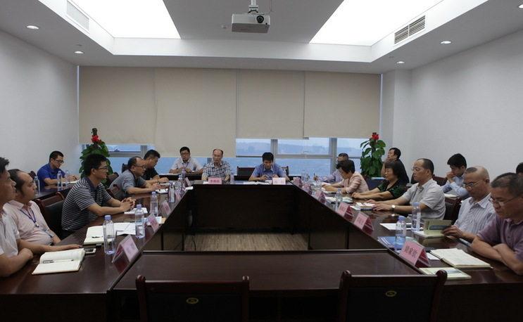 集團公司召開2014年廉潔從業監督員座談會
