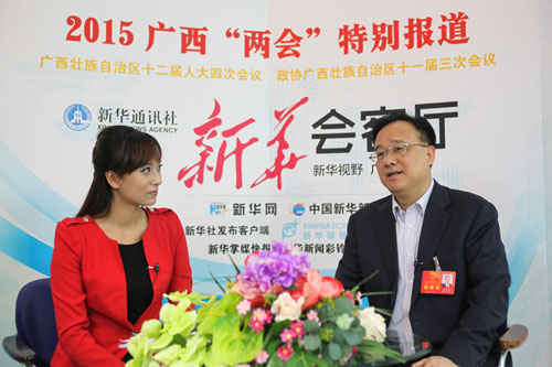 黃俊華:把握機遇勇于創新 努力建設粵桂合作試驗區