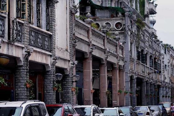 嶺南建築文化的瑰寶——騎樓
