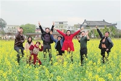 象州县全力建设62个区级绿化示范村