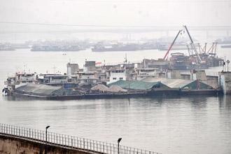千裏西江將成億噸黃金水道