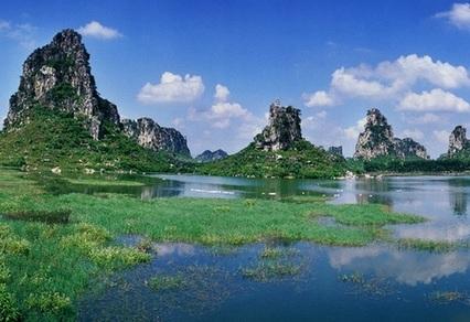 神奇美麗的七星山