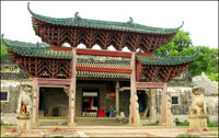 伏波廟旅遊區