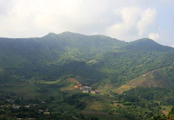 寶華山旅遊區