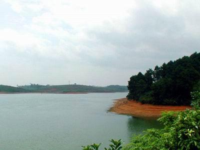 西津湖旅遊風景區