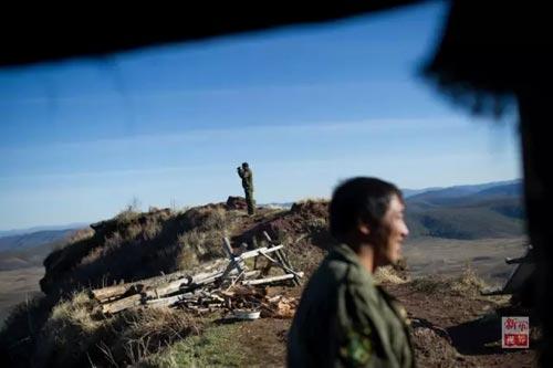 堅守|阿爾山最高峰上的防火瞭望員