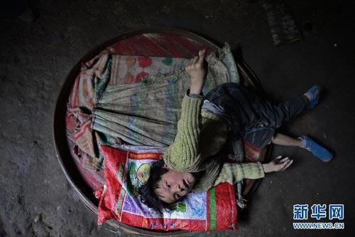 【圖片故事】一平米的童年