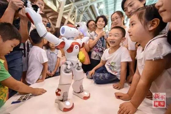 圍觀丨機器人世界杯!