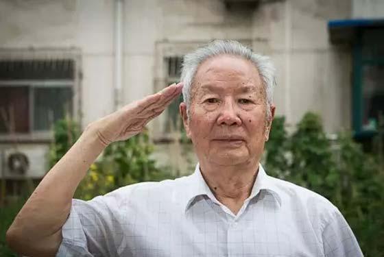 年華似水丨抗戰老兵的歲月記憶—顧棣