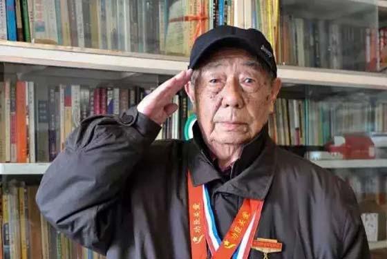 年華似水丨抗戰老兵的歲月記憶—楊毓驤
