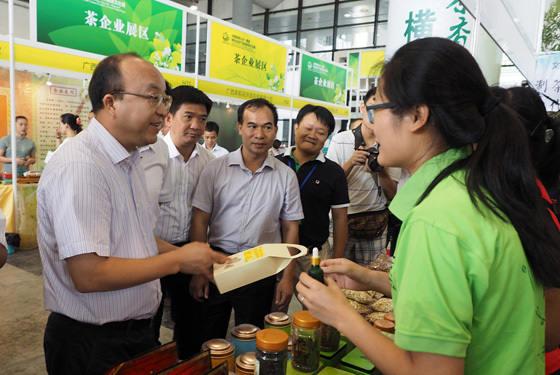 橫縣旅遊推介會及特色名優産品在南寧舉辦