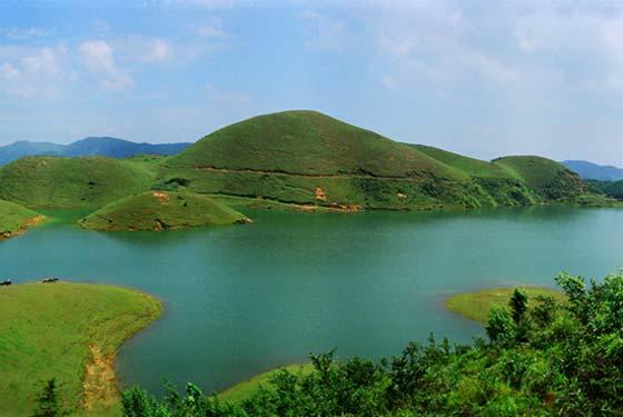玉林大容山(shan)重修後將于9月21日(ri)開園(yuan)