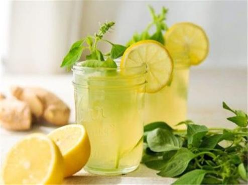 让你的大脑焕然一新的柠檬水