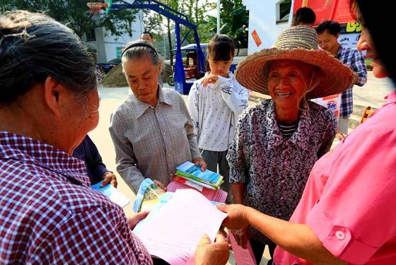 廣西桂林雁山區:農業技術科普受歡迎