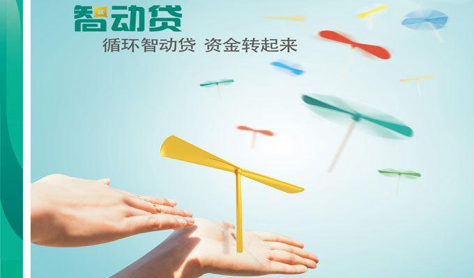 中國農業銀行——智動貸