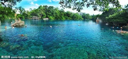 靈水風景區