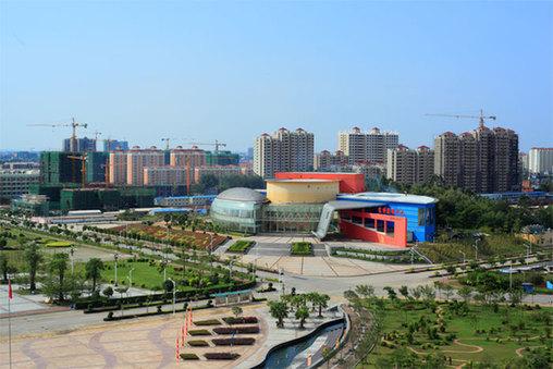 欽州文化藝術中心