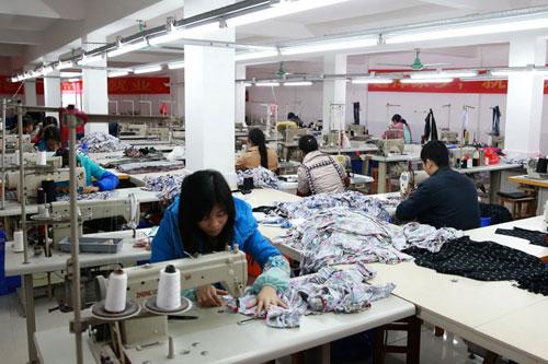 小羽絨成就大産業