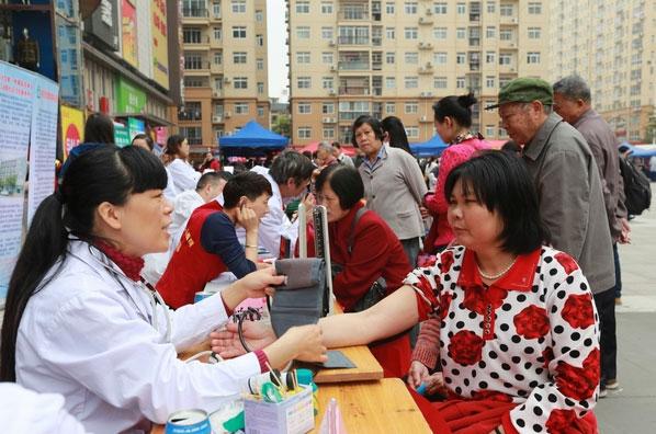南寧高新區:志願服務活動暖人心