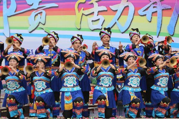 邕寧八音文化旅遊節
