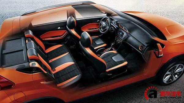 奇瑞全新小型SUV瑞虎3x智趣上市 售价5.89-8.09万元