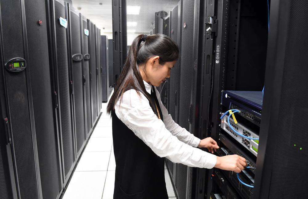 廣西南寧:構建監測網絡助推節約型機關建設
