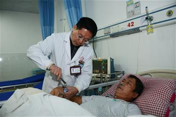 广西上林:县乡医疗一体化改革显成效