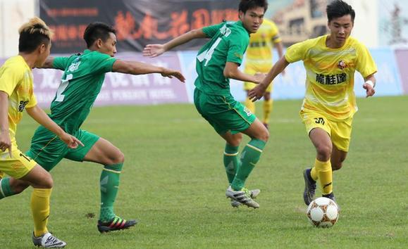 中國·東盟城市足球邀請賽落幕