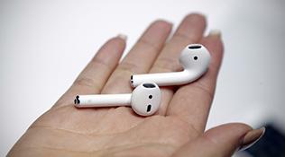 蘋果無線耳機AirPods火爆超越想象