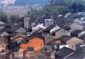 龍道古民居建築群