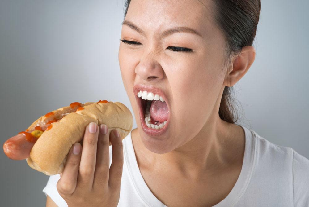 怎樣吃得少 傾聽自己咀嚼的聲音
