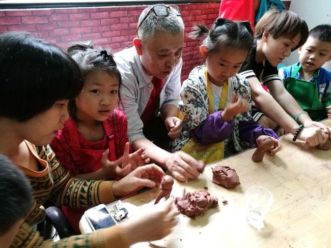 傳承優秀傳統文化從娃娃抓起