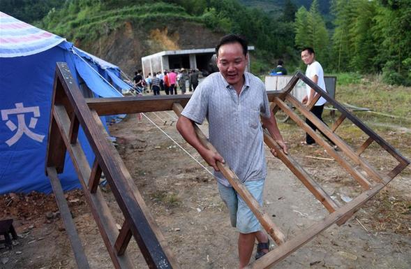 廣西龍勝:救災工作有序開展