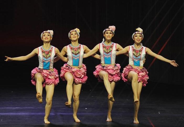 舞蹈詩《侗》在京上演