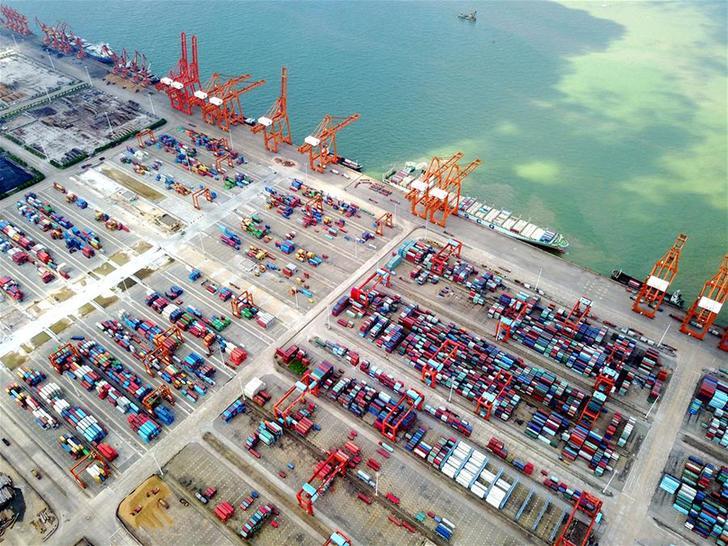 欽州港:祖國南方的千萬噸海港