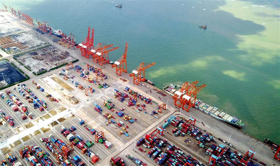 欽州:吹沙填海十余年建保稅港區
