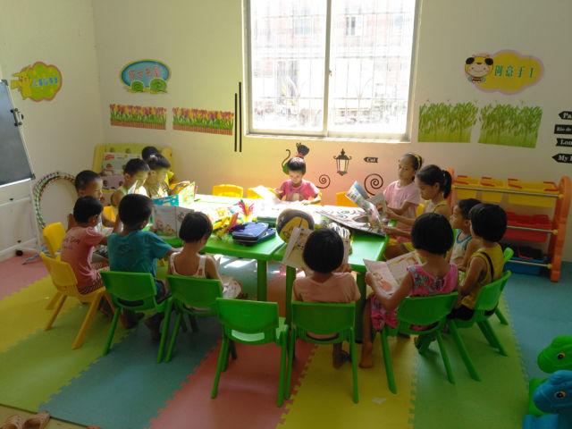 靈山縣:傾力為留守兒童打造溫馨家園