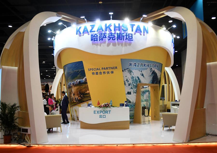 """第14屆中國-東盟博覽會首次設立""""一帶一路""""專題展區"""