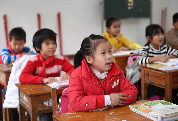 廣西大新:教育均衡惠及邊境讀書娃