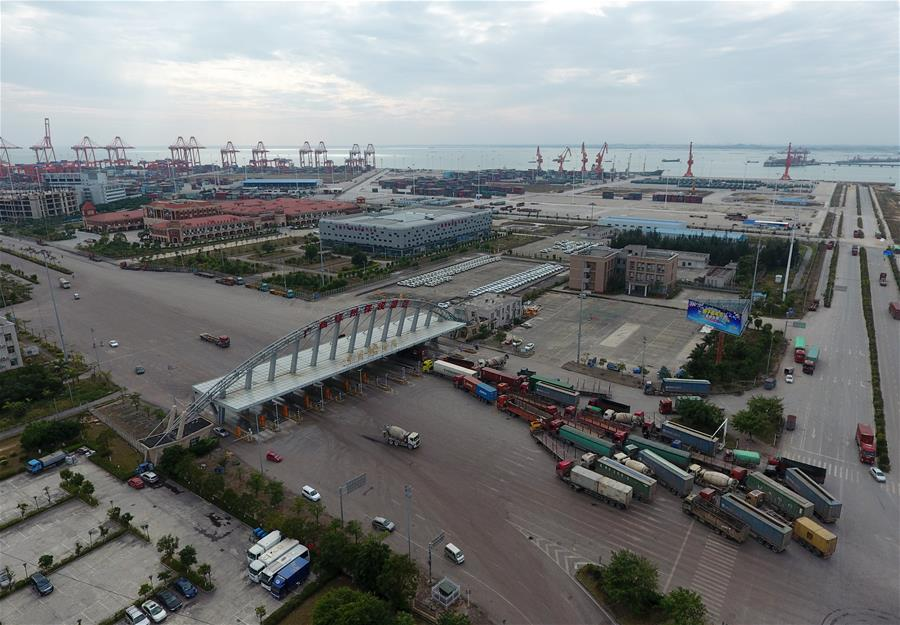 廣西2017年外貿進出口增長22.6%