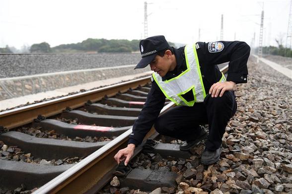 鐵路民警與一座小站的不了情