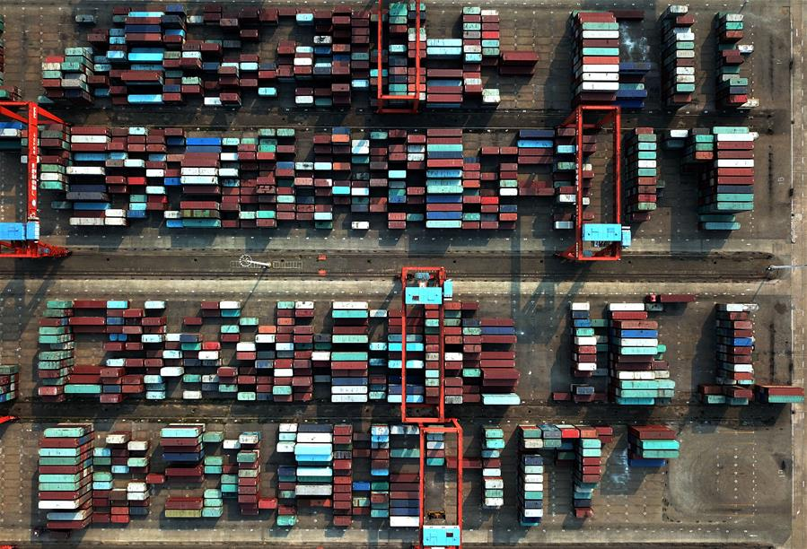 钦州市2018年一季度港口货物吞吐量增长31.5%