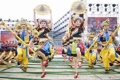 """武鸣""""壮族三月三""""歌圩暨骆越文化旅游节"""