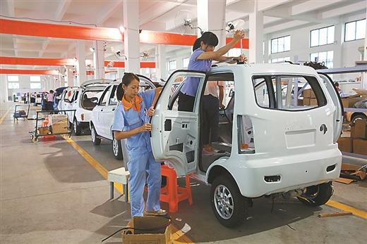 貴港打造廣西第二汽車生産基地紀實