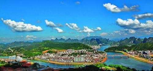 广西桂林平乐妈祖文化旅游节